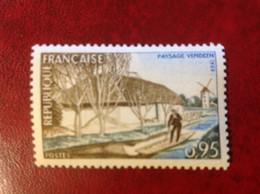 FRANCE NEUF ** N° 1439 PAYSAGE VENDEEN - Unused Stamps