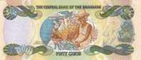 BAHAMAS P. 68 1/2 D 2001 UNC - Bahamas