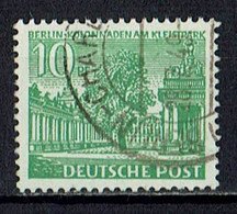 Mi. 47 O - Used Stamps