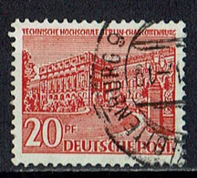 Mi. 49 O - Used Stamps