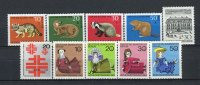 Berlin 1968 Completo ** MNH . - Unused Stamps