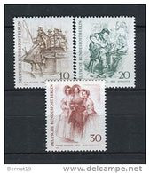 Berlin 1969. Yvert 324-26 ** MNH - Unused Stamps