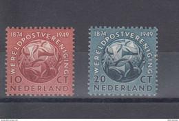 Niederlande Michel Cat.No. Mnh/** 544/545 - Unused Stamps