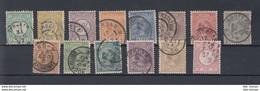 Niederlande Michel Cat.No. Used 30/43 - Used Stamps