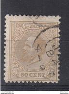 Niederlande Michel Cat.No. Used 27 (1) - Used Stamps