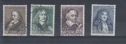 Niederlande Michel Cat.No. Used 304/307 (2) - Used Stamps