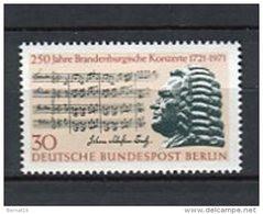 Berlin 1971. Yvert 368 ** MNH. - Unused Stamps