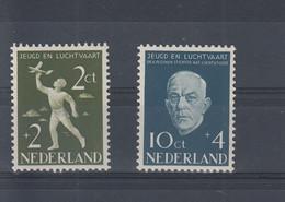 Niederlande Michel Cat.No. Mnh/** 644/645 - Unused Stamps