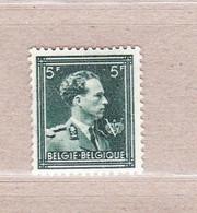 1956 Nr 1007** Zonder Scharnier:hergomd-zie Scans!Leopold III Open Kraag.T:11 1/2. - Nuevos