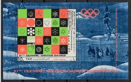 Yemen Arab Republique   MNH - Winter 1972: Sapporo