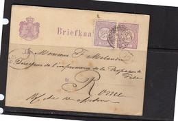Perf 11 ½ : 12  1879 SORTERS CANCEL 's-Hertogenbosch (BV) - Briefe U. Dokumente