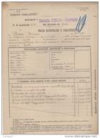 ^ COSMA E DAMIANO MINTURNO LATINA BENEVENTO GAETA ROCCO FANTERIA FOGLIO MATRICOLARE DOCUMENTO MILITARE 18 - Historical Documents