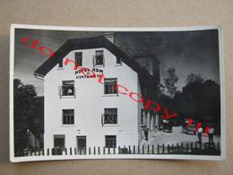 Slovenia / Vintgar - HOTEL HOM Pri Vintgarju ( 1937 ) - Slovenia