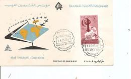 Egypte ( FDC De 1959 à Voir) - Briefe U. Dokumente