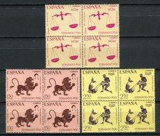 Fernando Poo 1968. Edifil 265-67 X 4 ** MNH. - Fernando Poo