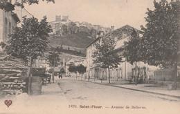 15 SAINT FLOUR  AVENUE DE BELLEVUE - Saint Flour