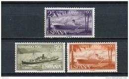 Fernando Poo 1962. Edifil 207-09 ** MNH - Fernando Poo