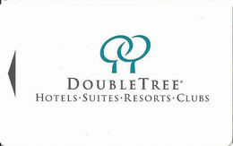 DoubleTree Hotel Room Key Card - Cartas De Hotels