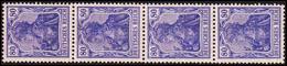 1920-1921. DEUTSCHES REICH 80 Pf. Germania. 4-stripe. Never Hinged. (Michel 149) - JF415492 - Neufs