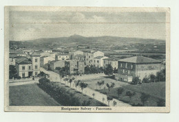 ROSIGNANO SOLVAY - PANORAMA  VIAGGIATA  FP - Livorno