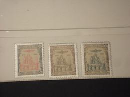 IRAN - 1915 TRONO/AQUILA 3  Valori - NUOVI(++) - Iran