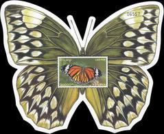 Laos 2003 BF 162 ; Block 191A MNH Butterflies - Laos