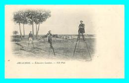 A874 / 165 33 - ARCACHON Echassiers Landais - Arcachon