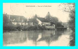 A874 / 117 21 - PONTAILLER Vue Sur La Vieille Saone - Non Classificati