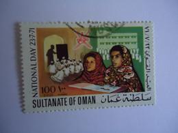 OMAN    USED   STAMPS  ANNIVERSARIES - Oman