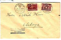 44062 -  ARBOGA - Covers & Documents