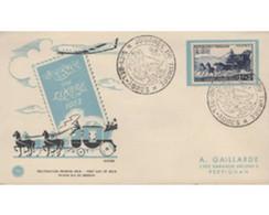 Ref. 401939 * MNH * - ALGERIA. 1952. STAMP DAY . DIA DEL SELLO - Caballos