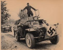 Foto - WK II - Auto Union Herch 801v. - War 1939-45