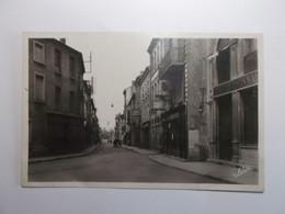 SAINT VALLIER SUR RHONE Place De L'Orme Et Rue Saint Rambert - Altri Comuni