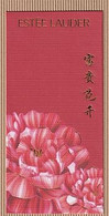 CC Chinese New Year 2021 'ESTEE LAUDER' YEAR Of The OX CHINOIS Red Pockets CNY - Modern (from 1961)