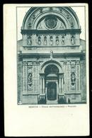 Genova Chiesa Dell'Immacolata Facciata Pionere - Genova (Genoa)