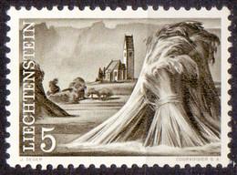 LIECHTENSTEIN - BUNCHES OF WHEAT - HARVEST - **MNH - 1961 - Landbouw