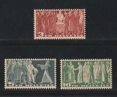 Suisse - YT N° 313A à 315A Neufs** (cote 47.50  Euros) - Unused Stamps