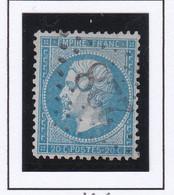 GC 228 AUMONT ( Dept 46 Lozère ) S / N° 22 Indice Baudot S / L : 14 Soit 130€ - 1849-1876: Classic Period