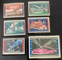 """1958 - Wereldtentoonstelling Te Brussel """" Expo 58 """"  - Postfris/Mint - Unused Stamps"""