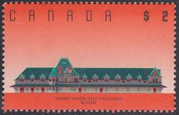 CANADA   SCOTT NO. 1182   MNH   YEAR  1987 - Nuevos