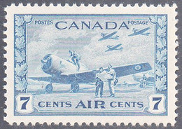 CANADA   SCOTT NO. C8   MNH   YEAR  1942 - Aéreo