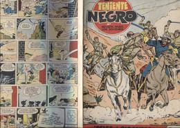 Bruguera: El Teniente Negro Numero 11: Pelea De Gigantes - Unclassified