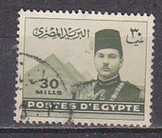 A0481 - EGYPTE EGYPT Yv N°213A - Usados