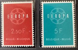 1959 - Europa - Postfris/Mint - Unused Stamps