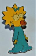 Rare Grand Pin's Maggie  SImpsons - Altri