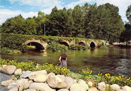 19 - Voutezac - Vallée De La Vézère - Pont Du Saillant - Andere Gemeenten