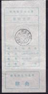 CHINA CHINE CINA  HUBEI YUNMENG 432500   ADDED CHARGE LABEL (ACL)  0.40 YUAN - Non Classificati