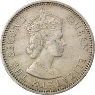 Monnaie, Nigéria, Elizabeth II, Shilling, 1959, TTB, Copper-nickel, KM:5 - Nigeria