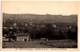 39- Vallée De Chevreuse - Lozere (S. -et- O.) - Vue Sur Le Val D'Orsay - Orsay