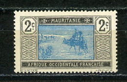 MAURITANIE RF - T. COURANT - N° Yvert 18 ** - Neufs